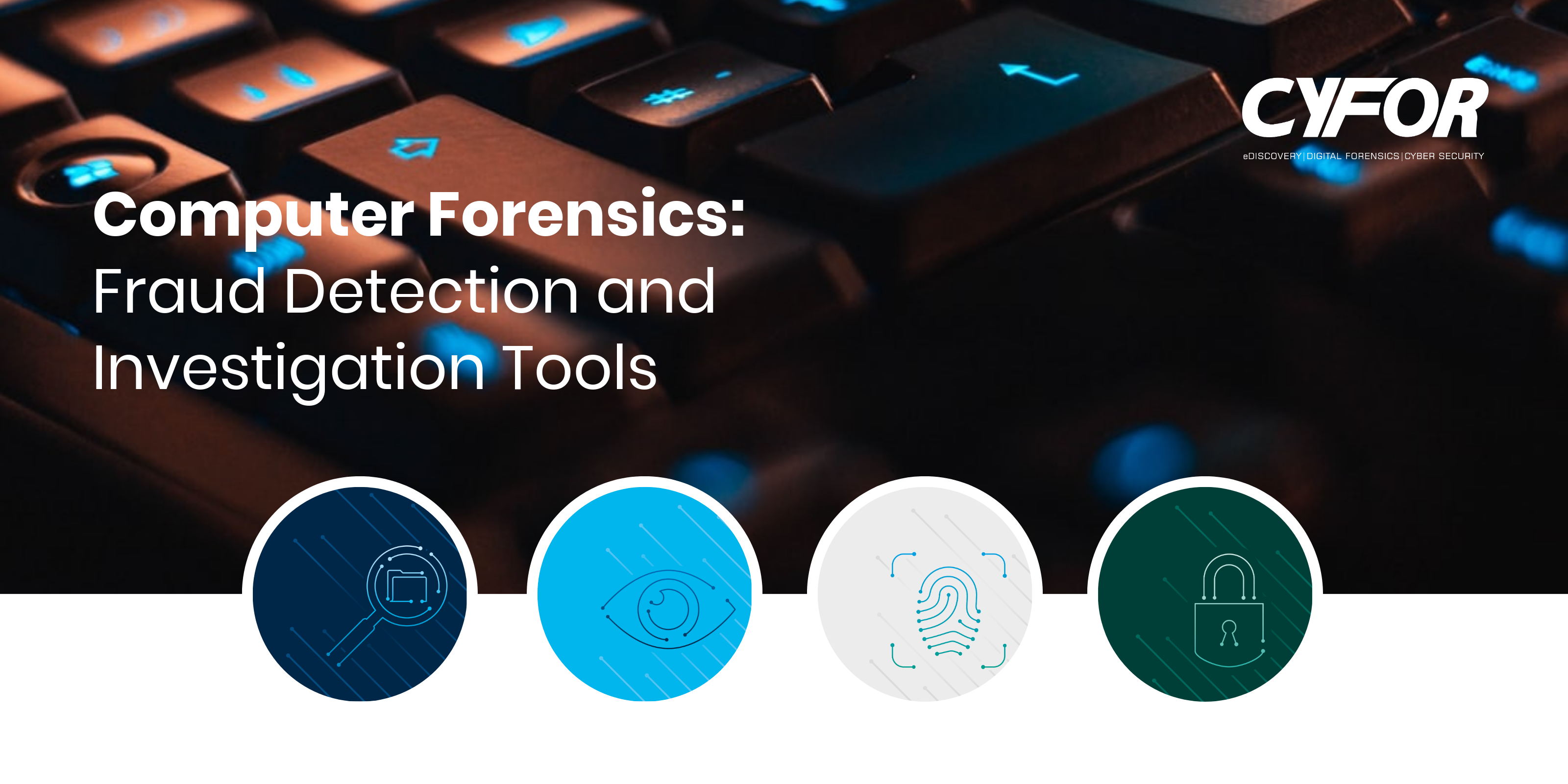 Fraud Detection And Investigation Tools Computer Forensics Cyfor