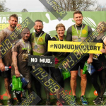 CYFOR complete military mud run to raise £4000 for Derian House Children's Hospice
