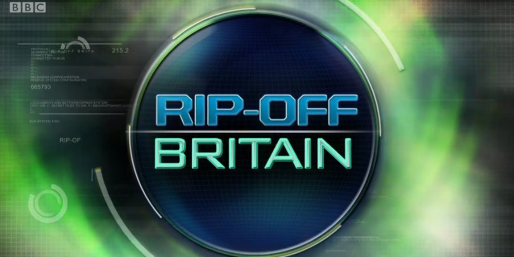 Rip-Off Britain featuring CYFOR