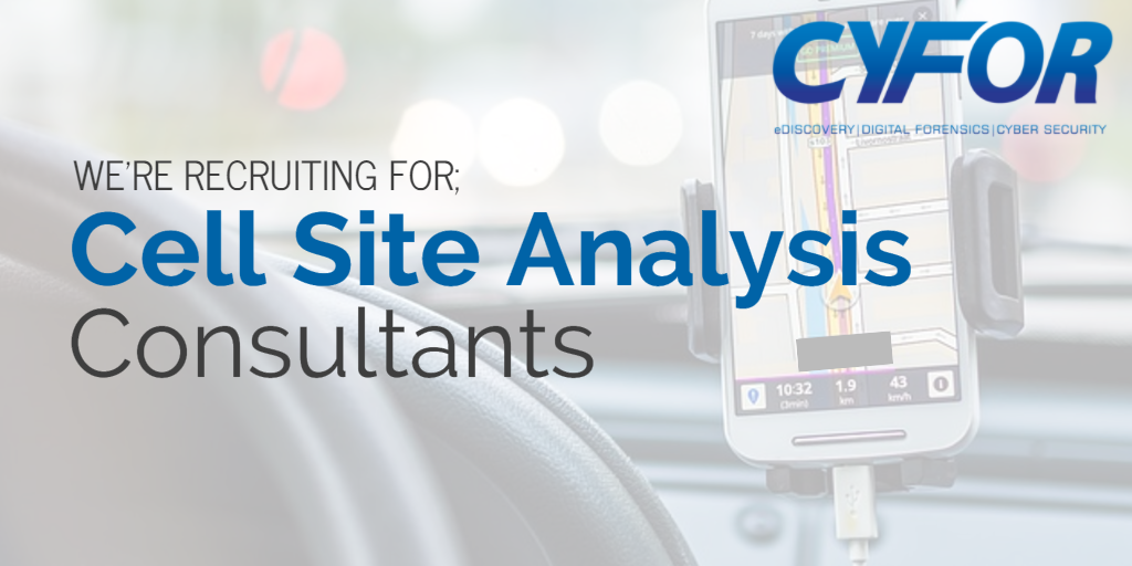 cell site analysis consultants