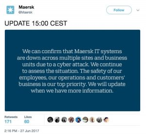 'NotPetya' cyber-attack