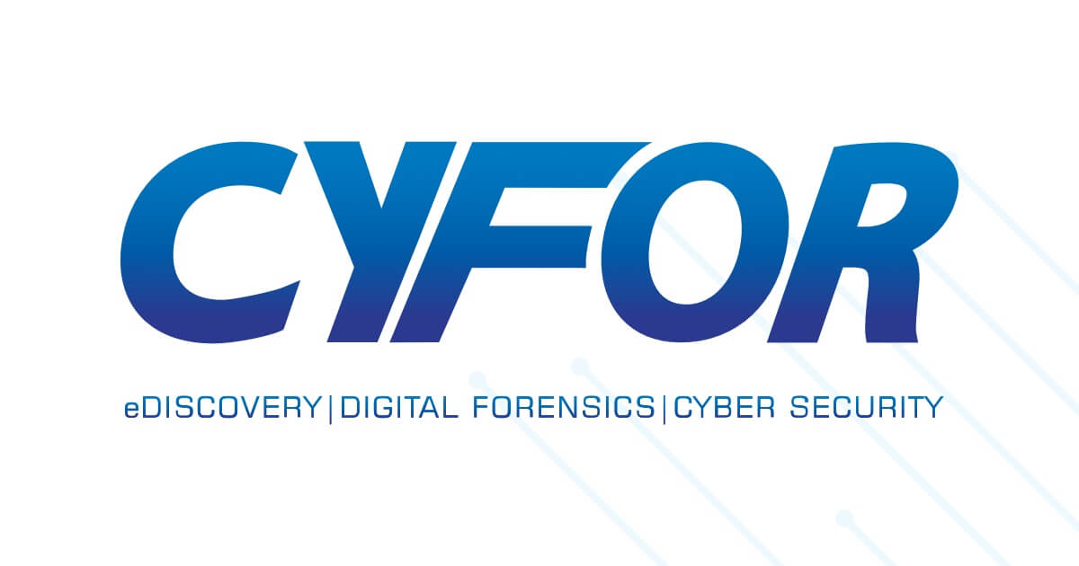CYFOR Careers | Job opportunities within Digital Forensics & eDiscovery