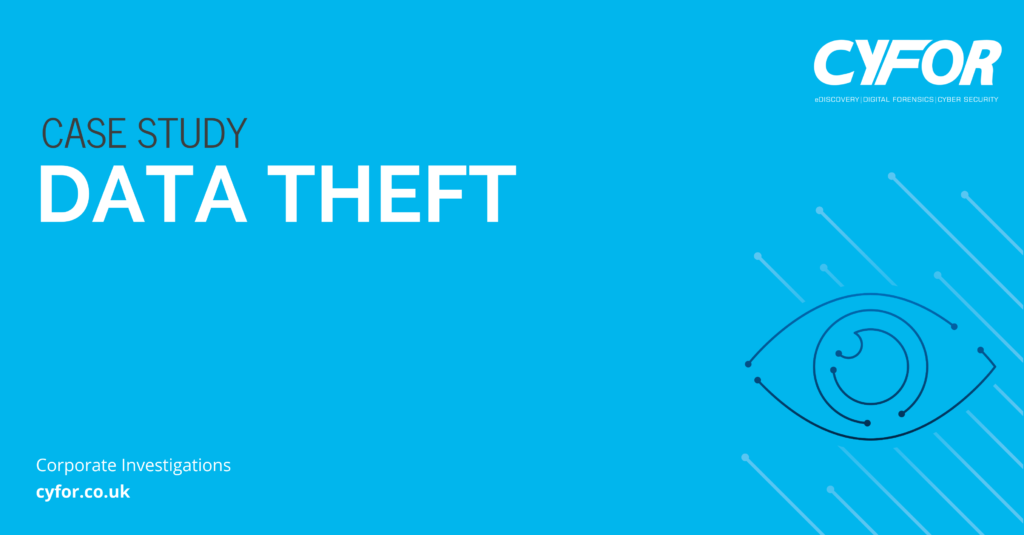 Data Theft Case Study