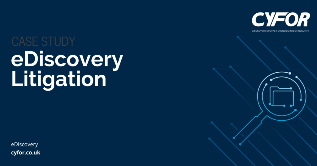 eDiscovery Litigation