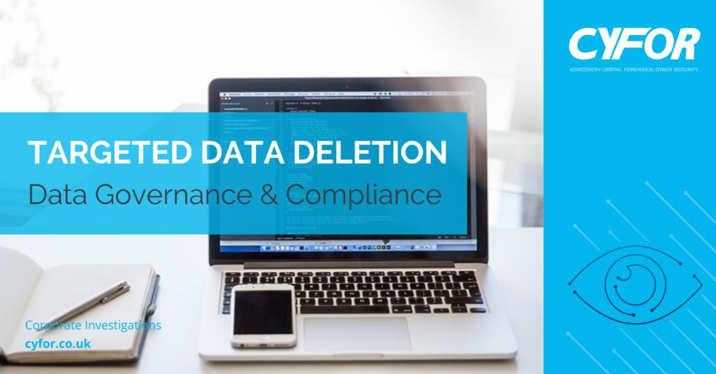 Targeted Data Deletion