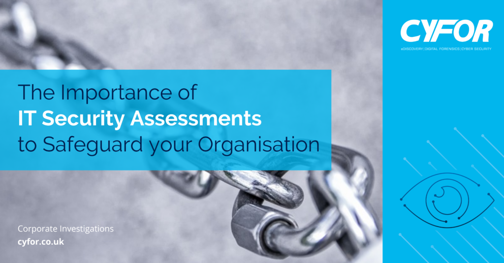 IT security assessments
