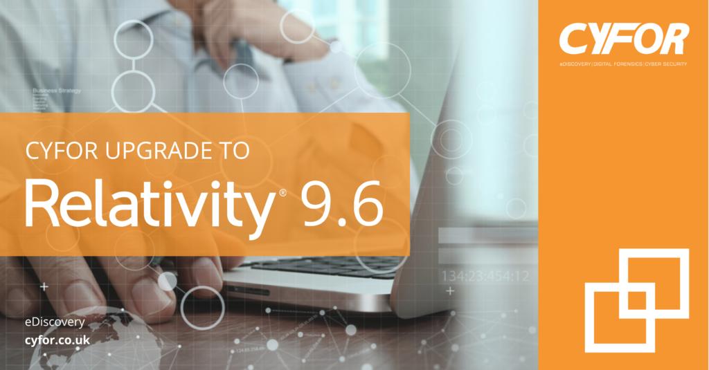 Relativity 9.6
