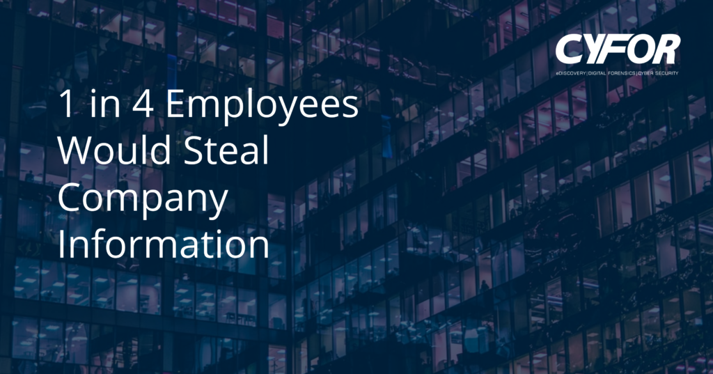 Steal Company Information