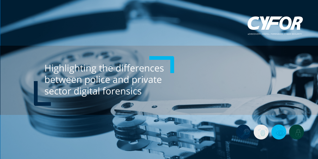 private sector digital forensics