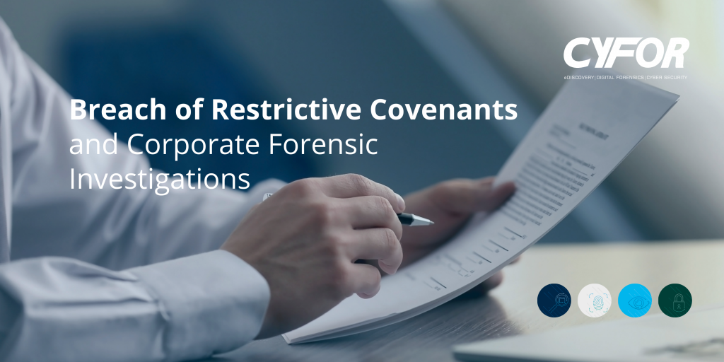 Breach of Restrictive Covenants