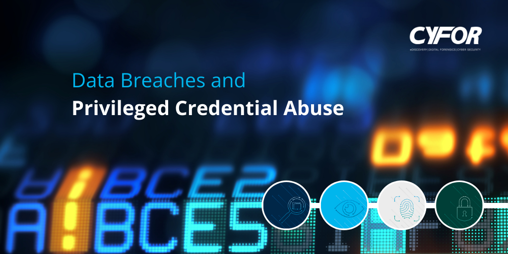 Privileged Credential Abuse