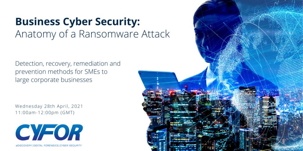 Business Cyber Security Webinar