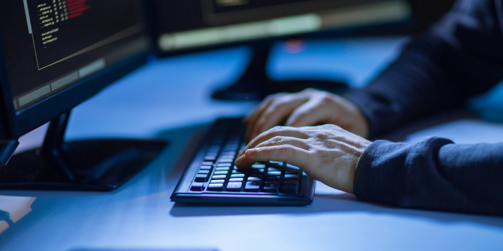 cyber-attack against former employer