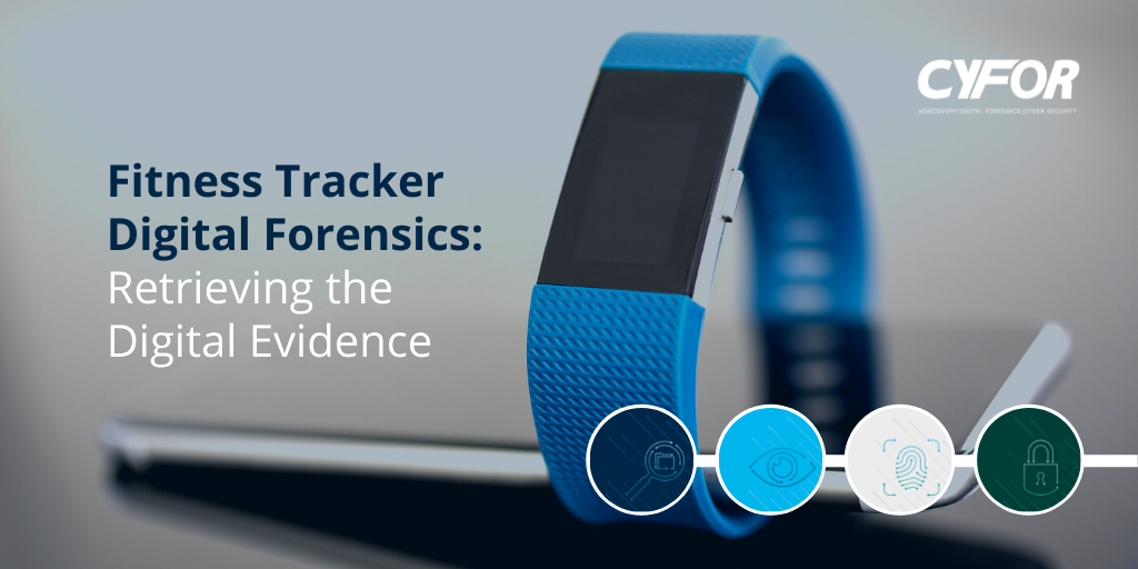 Fitness Tracker Digital Forensics